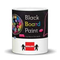 Black Board Paint